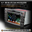 "6.2"" HD Car DVD Player GPS DVB-T SWC PiP for OPEL ASTRA ZAFIRA VECTRA CORSA"