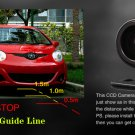 CCD HD Mini Waterproof Car Reverse Camera