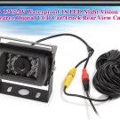 New Color Car Rear View Reversing Backup CMOS/CCD Camera Cam-E388