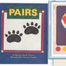 3 Children's Book Lot about Shapes,Colors,Pairs