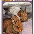 3 Animal Ark Children's Book Lot - Bunnies Guinea Pig- by Ben M. Baglio