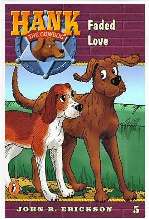 3 Children's Book Lot - Dogs -Hank, Faded Love + 2 Animal Ark Books