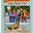 6 Baby-Sitters Little Sister by Ann M. Martin Children's Book Lot #3,4,5,7,18,24