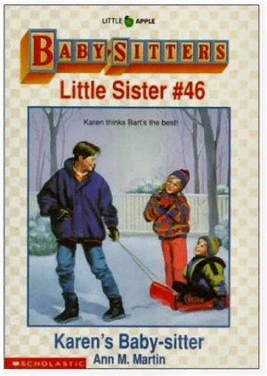 Lot of 7 Children's Book Lot - Baby-Sitters Little Sister #38,43,45,46,47,48,49
