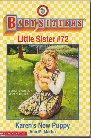 5 Baby-Sitters Little Sister Children's Book Lot #51,72,85,88,90