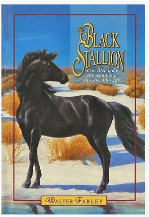 2 Walter Farley Children's Book Lot -