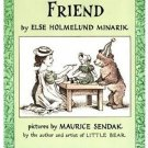 Little Bear's Friend and Little Bear 2 Book Lot by Else Holmelund Minarik