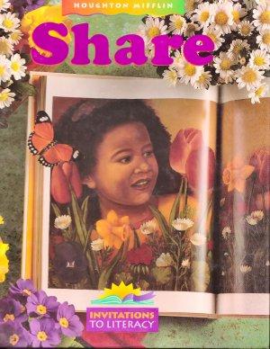 Frist grade - Share - Invitation to Literacy -Hardcover
