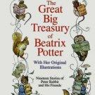 GREAT BIG TREASURY OF BEATRIX POTTER (Hardcover)