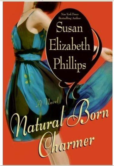 Natural Born Charmer (Hardcover) by SUSAN ELIZABETH PHILLIPS