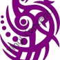 Classic Tribal Art  Style #1 Decal Sticker