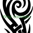 Classic Tribal Art  Style #4 Decal Sticker