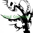 Crazy Tribal Art Style #4 Decal Sticker