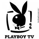 Playboy Play Boy TV Logo Decal Sticker