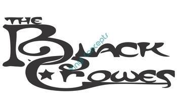 Black Crowes Band Music Artist Logo Decal Sticker