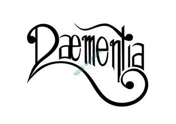 Daementia Band Music Artist Logo Decal Sticker