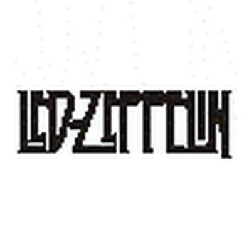 Led Zeppelin Band Music Artist Logo Decal Sticker