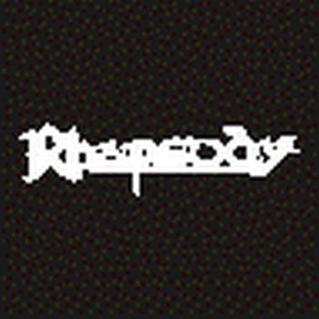 Rhapsody Band Music Artist Logo Decal Sticker