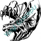 Dragon Style #2 (Fantasy & Science Fiction) Decal Sticker