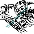 Fantastic Warrior Style#1 (Fantasy & Science Fiction) Decal Sticker