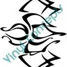 Girls Elfy Flower Art Style#2 (Fantasy & Science Fiction) Decal Sticker