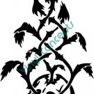 Monster Flowers Style#2 (Fantasy & Science Fiction) Decal Sticker
