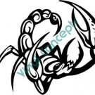Predatory Insect Scorpion  (Fantasy & Science Fiction) Decal Sticker