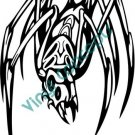Predatory Insect Spider (Fantasy & Science Fiction) Decal Sticker