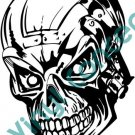Skull #2 (Fantasy & Science Fiction) Decal Sticker