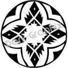 Southwest 11 Ancient Logo Symbol (Decal - Sticker)