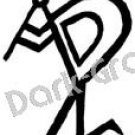Southwest 15 Ancient Logo Symbol (Decal - Sticker)