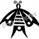 Southwest 17 Ancient Logo Symbol (Decal - Sticker)