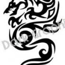 Dragon 19 Fantasy Logo Symbol (Decal - Sticker)