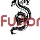 Tribal Dragon Style 2 (Decal - Sticker)