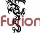 Tribal Dragon Style 6 (Decal - Sticker)