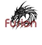 Tribal Dragon Style 9 (Decal - Sticker)