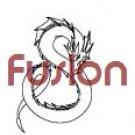 Tribal Dragon Style 11 (Decal - Sticker)