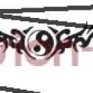 Tribal Tattoo Design Element Style 17 (Decal - Sticker)