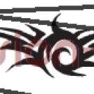 Tribal Tattoo Design Element Style 18 (Decal - Sticker)