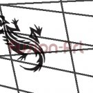Tribal Tattoo Design Element Style 22 (Decal - Sticker)