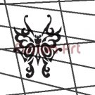Tribal Tattoo Design Element Style 34 (Decal - Sticker)