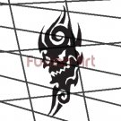 Tribal Tattoo Design Element Style 39 (Decal - Sticker)
