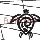Tribal Tattoo Design Element Style 45 (Decal - Sticker)