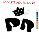 Patricio Rev Band Music Artist Logo Decal Sticker
