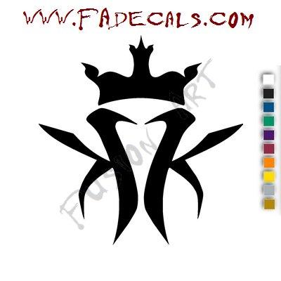 Kotton Mouth Kings Band Music Artist Logo Decal Sticker