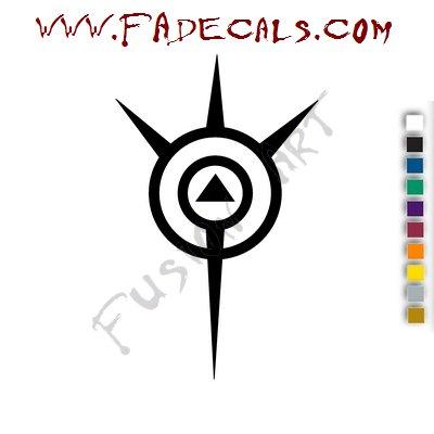 Endark 2 Band Music Artist Logo Decal Sticker