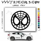 Spider Man Symbol Movie Logo Decal Sticker