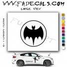 Batman Movie Logo Decal Sticker