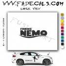 Finding Nemo Movie Logo Decal Sticker