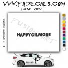 Happy Gilmore Movie Logo Decal Sticker